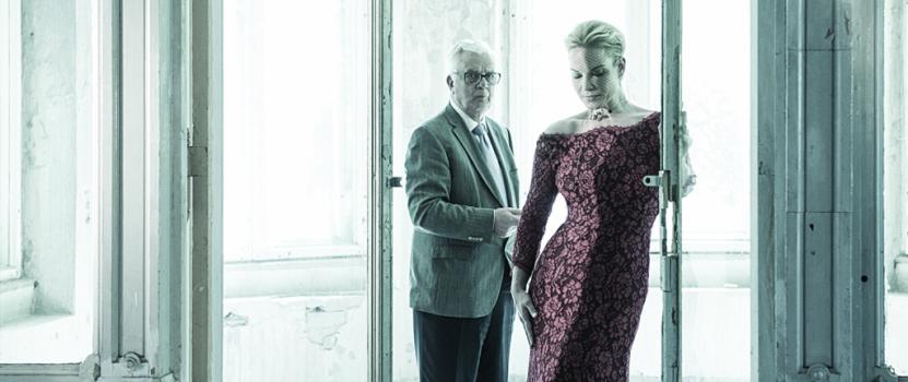 Элина Гаранча и Раймонд Паулс встретятся на вечере творческого сотрудничества «Белые прятки»
