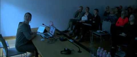 Арья Миллер: Современное искусство в публичной среде с точки зрения Музея Kiasma (по-английски)