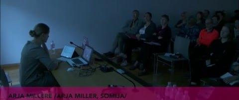 Arja Millere: Laikmetīgā māksla publiskajā telpā Somijas mākslas muzeja Kiasma redzējumā (latviski)