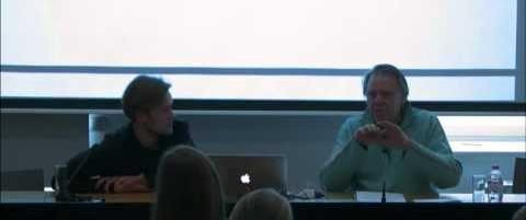 Джон Вэлчман, Индрикис Гелзис: Этап, масштаб и сюрприз (по-английски)