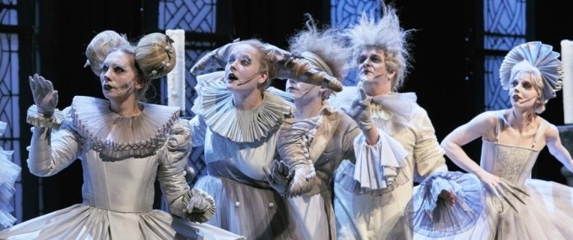 Pirmizrādi piedzīvojusi piektā Borisa un Ināras Teterevu fonda atbalstītā izrāde Rīgas Krievu teātrī