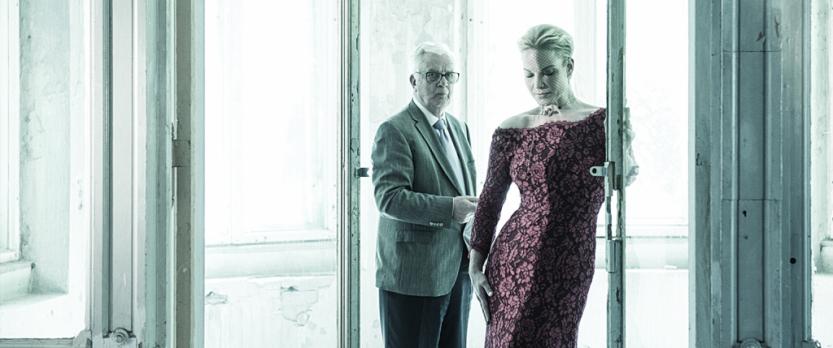 """Elīna Garanča un Raimonds Pauls satiksies radošās sadarbības vakarā """"Baltās paslēpes"""""""
